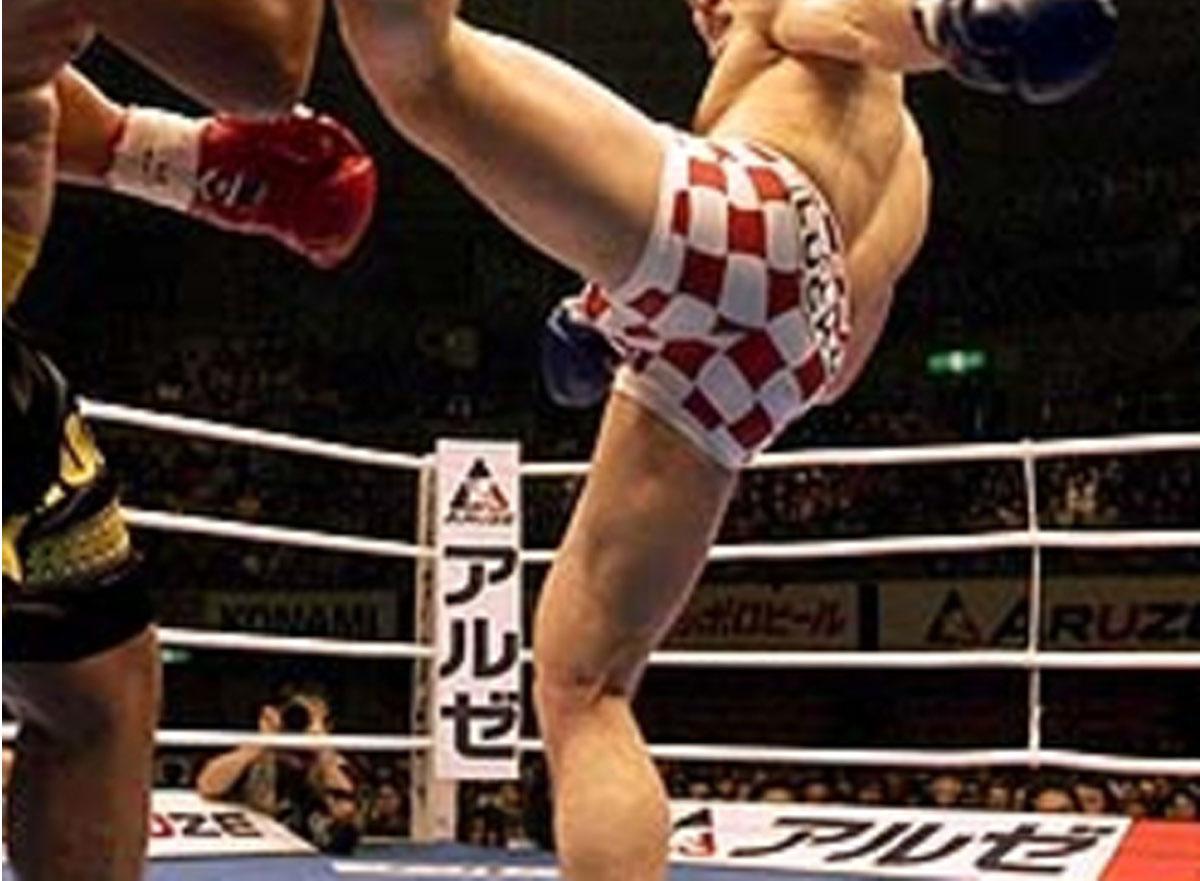 キックボクシングのサウスポー対策!戦い方はこれでOK