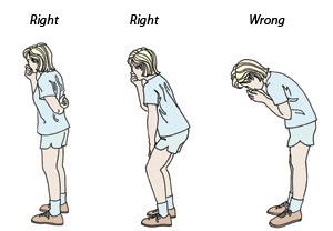 face-wash3-1 腰痛を朝の洗顔できない人向けの悪化させないための完璧な洗顔姿勢!