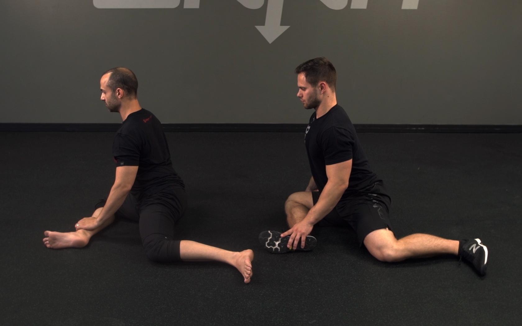 股関節の筋肉を効果的にストレッチして腰痛を悪化させない方法