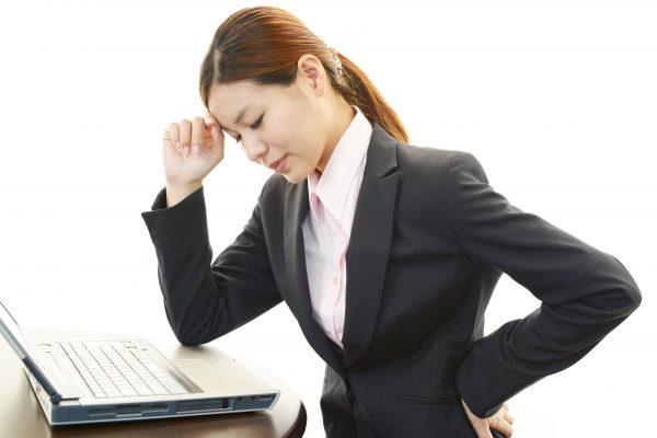 腰痛持ちがデスクワークで気を付けたい姿勢のポイント