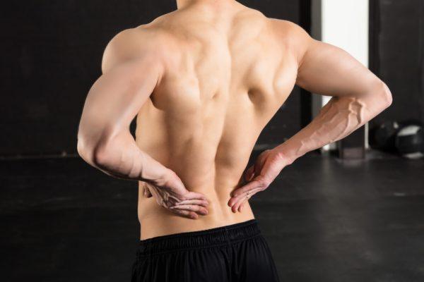 腰の筋肉の硬さが腰痛の原因